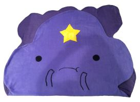 Adventure Time - Lumpy Space Princess Blanket by bassoonhero
