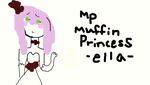 Muffin princess by luvrox