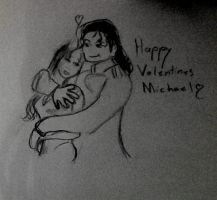 happy valentines Michael by TheRealSexyKate