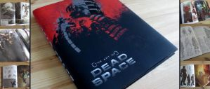 Art Book Review: Dead Space by CGCookie