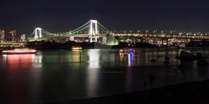 odaiba bay II by wont-seem-to-heal