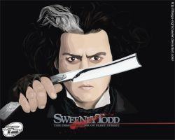 Sweeney Todd by Thiago-NightCrawler