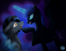 Nightmare Night by SubduedMoon