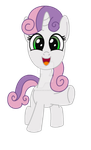 Sweetie Belle by AleximusPrime