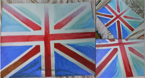 Commission:- Union Jack by DeadlyObsession