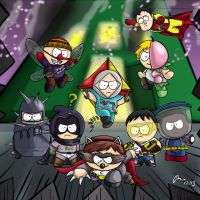 Coon and Friends Final by PhillieCheesie
