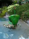 Pixie Hollow boat by flintlockprivateer