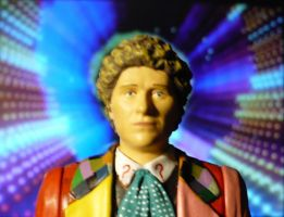 Sixth Doctor intro by DoctorWhoNC