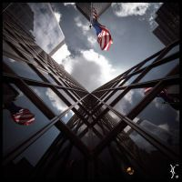 American Corner by KantX-Photography