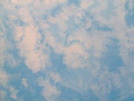Painted Clouds by dazzle-textures