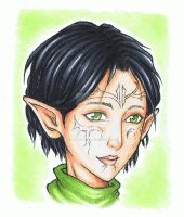 DA2 Merrill by LittleBreeze