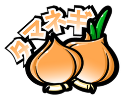 Vegetables: Onions by Popgrafix