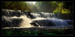 waterfall by stg123