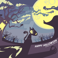 Happy Halloween by OjunThe1st