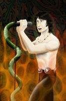 The Lizard King by endemoniado