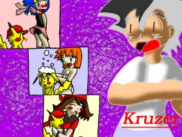 The Adventures of Ashachu by Kruzer