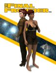The Final Frontier Issue #03 by grfk-dsgn