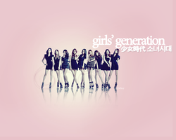 SNSD Wallpaper 3 by tifflebear