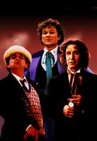 The Three Doctors by DoctorRy