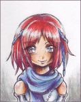 that red-haired brat by oliko