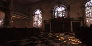 UDK Reformed Protestant Church #1 by BringMeASunkist