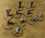 15mm Hostages by Spielorjh