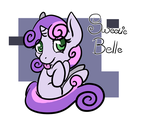 Sweetie Belle by C0tt0nTales
