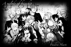 Ipod BG- Melody of Friendship by SilverDeathRose