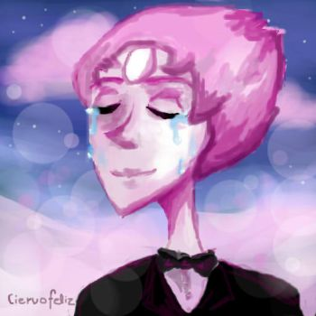 PEARL - It's Over Isn't by Ladibujantefeliz