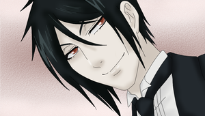 Sebastian Michaelis by Akari-no-Yara