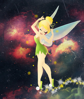 Tinkerbell by amylou2107