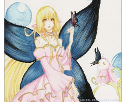 Request: Chobits -cropped- by luien