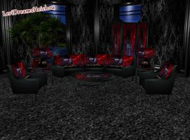 IMVU Products - Hellsing Living Room Set by Levi-Ackerman-Heicho