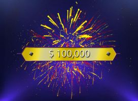 Millionaire 2010 Value 100,000 by Randydorney