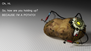 Potatoe Glados by James--C