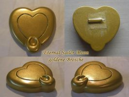 Sailor Moon Eternal Brooch by NettyCosplay