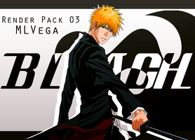 Bleach Render Pack 03 by MLVega