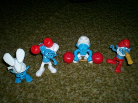 SMURFS PICTURE 1 !!! by carl-88