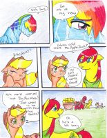 Trans Ponies Vol: 2 pg 11 by Tristanjsolarez