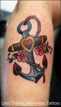 Back to the roots by Mythos-Tattoo