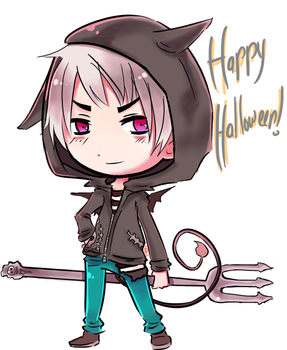 Halloween Prussia by Sigme