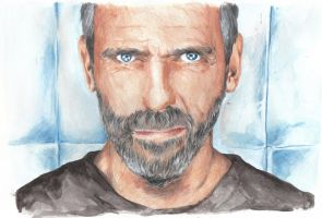 Dr House by specialneeds0468