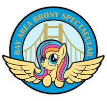Bay Area Brony Spectacular Design by SouthParkTaoist
