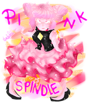 Pink Spindle by VendettaOfTheLight