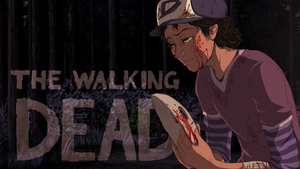 Cry Plays: [TWD] Amid the ruins. by lunast