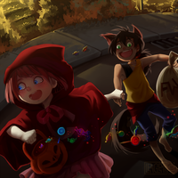 Halloween! by Leaglem
