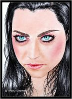 Ms. Amy Lee by TheDarkRayne