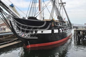12: USS Constitution by BellaCielo