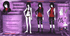 Nega Cris - 2013 complete full reff sheet by dNiseb