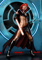 Sith Inquisitor OC by SBraithwaite
